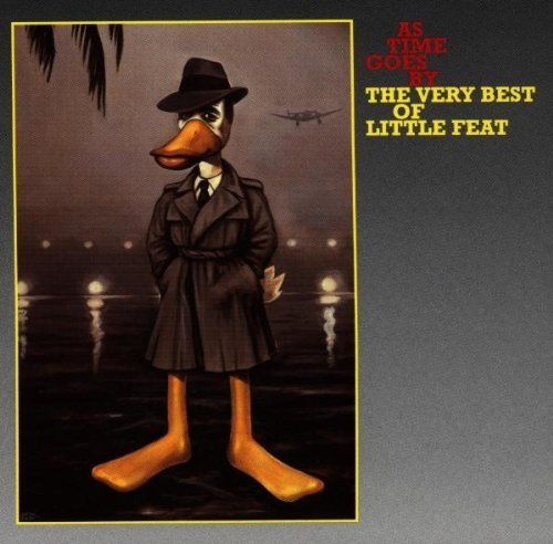 Little Feat As Time Goes By Very Best Import Gbr