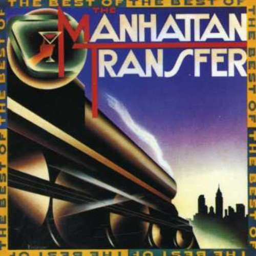 Manhattan Transfer Best Of Manhattan Transfer Import Aus