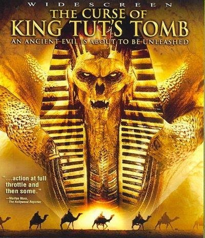 Curse Of King Tuts Tomb Van Dien Varela Hyde Callow Nr