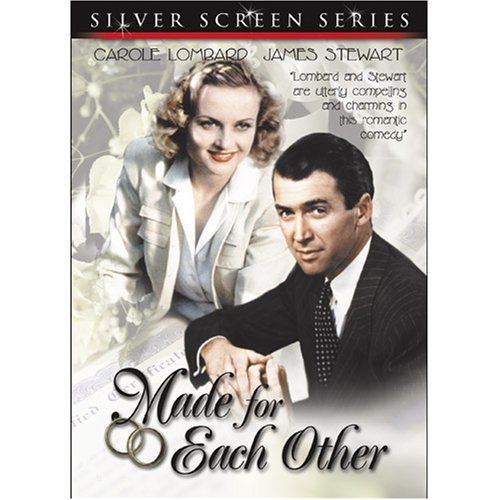 Made For Each Other (1939) Lombard Stewart Coburn Watson G