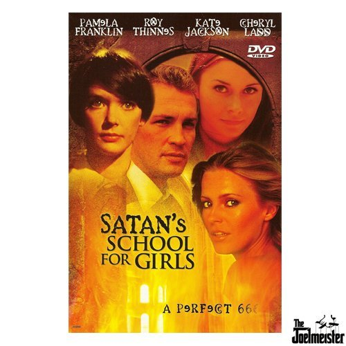 Satan's School For Girls Franklin Ladd Jackson Thinnes Clr Nr