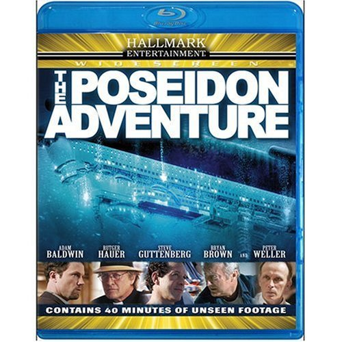Poseidon Adventure (tv 2005) Hauer Guttenberg Baldwin Brown Nr