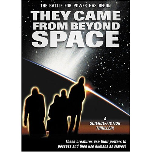 They Came From Beyond Space Hutton Robert Pg