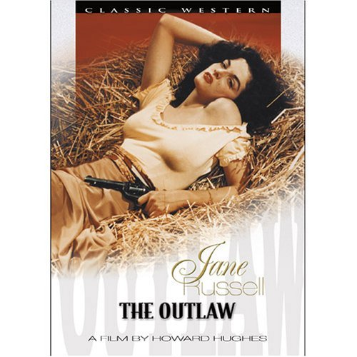 Outlaw (1943) Buetel Russell Mitchell Huston Nr