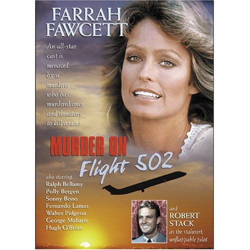 Murder On Flight 502 Fawcett Bellamy Bergan Bono Pi Nr