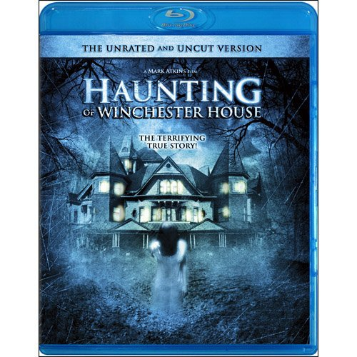 Haunting Of Winchester House Kellerman Holmes Roberts Nr