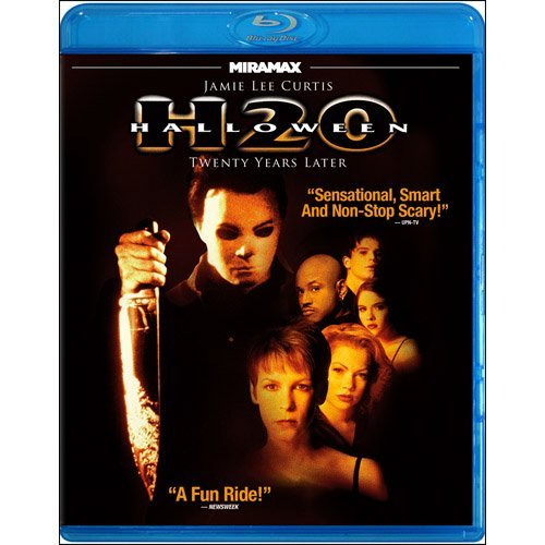 Halloween H20 Curtis Hartnett Ll Cool J Blu Ray Ws R
