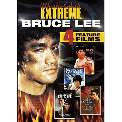 Martial Arts Extreme Bruce Lee Martial Arts Extreme Bruce Lee Nr 4 DVD