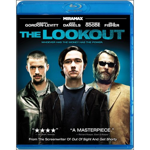 Lookout Gordon Levitt Daniels Fisher Blu Ray Ws R