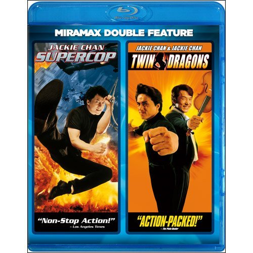 Supercop Twin Dragons Supercop Twin Dragons Blu Ray Ws R