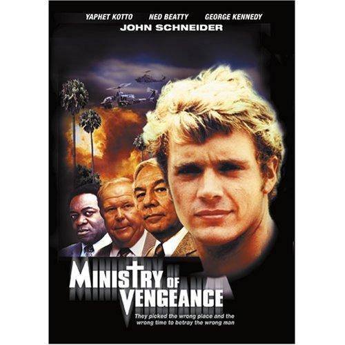 Ministry Of Vengeance Schneider Kennedy Beatty R