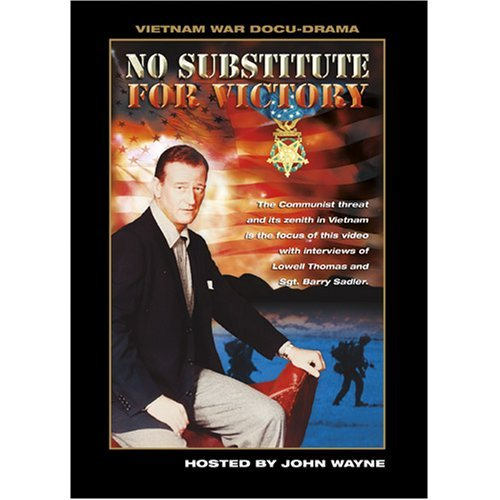 No Substitute For Victory No Substitute For Victory Nr