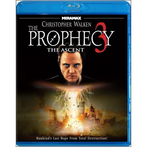 Prophecy 3 The Ascent Walken Spano Blu Ray Ws R
