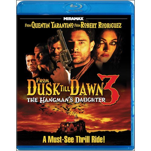 From Dusk Til Dawn 3 The Hang Trejo Gayheart Leonardi Blu Ray Ws R