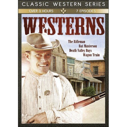 Tv Classic Westerns Death Valley Days Wagon Train Nr