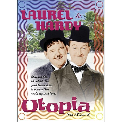 Utopia Laurel & Hardy G