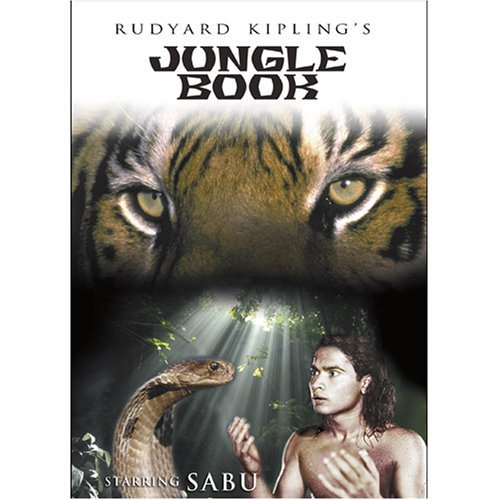 Jungle Book (1942) Sabu Calleia Qualen Puglia Dec G