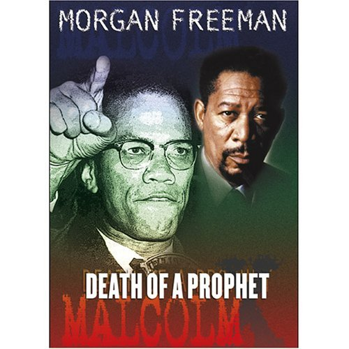 Malcolm X Death Of A Prophet Freeman King Singleton Clr Nr