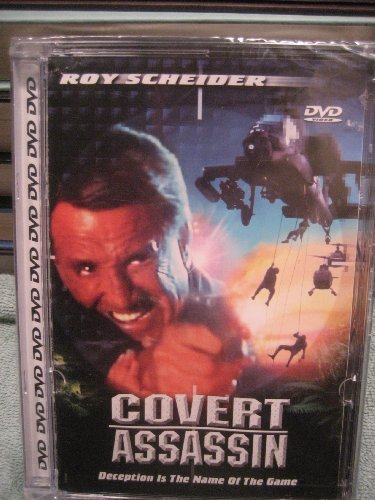 Covert Assassin Scheider Roy