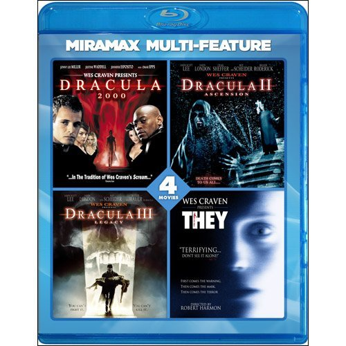 Wes Craven 4 Film Series Wes Craven 4 Film Sereis Blu Ray Ws R