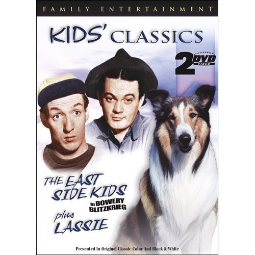 East Side Kids & Lassie Painted Hills Kids Classics Double Pack Clr Nr 2 DVD