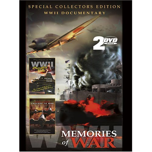 Prelude To War Memphis Belle Memories Of War Clr Nr 2 DVD
