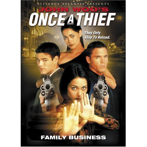 Once A Thief Family Business Holt Sergei Lea Nr