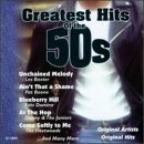 Greatest Hits Of The 50's Vol. 2 Greatest Hits Of The 50 Domino Starr Chipmunks Dion Greatest Hits Of The 50's