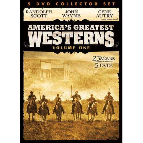 America's Greatest Westerns Vol. 1 Nr