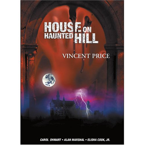 House On Haunted Hill Price Ohmart Marshall Cook Jr. Pg