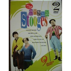 Three Stooges Nertsery Rhymes His First Flam Clr Nr 2 DVD