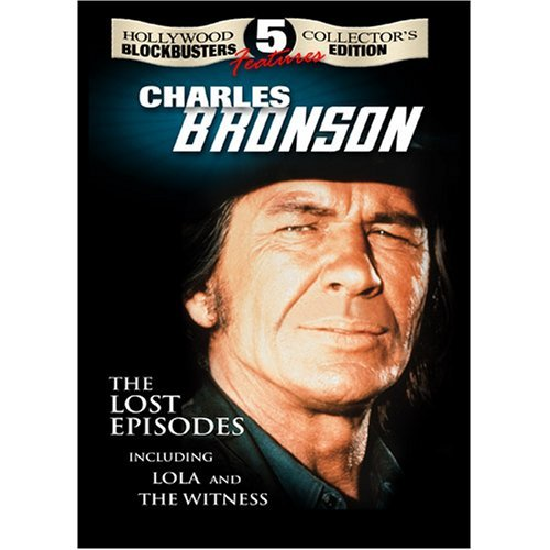 Lost Episodes Bronson Charles Pg