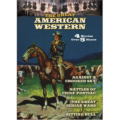 Great American Western Vol. 11 Chaney Jr Boone Clr Nr