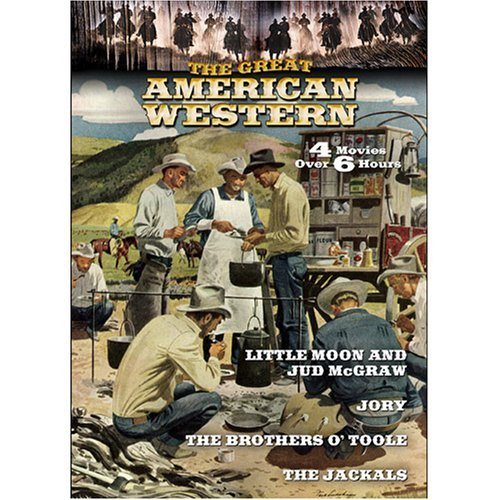 Great American Western Vol. 14 Powers Caan Price Clr Nr