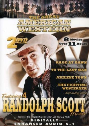 Great American Western Vol. 1 Clr Nr 2 DVD 8 On 2