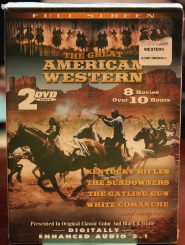 Great American Western Vol. 8 Clr Nr 2 DVD 8 On 2