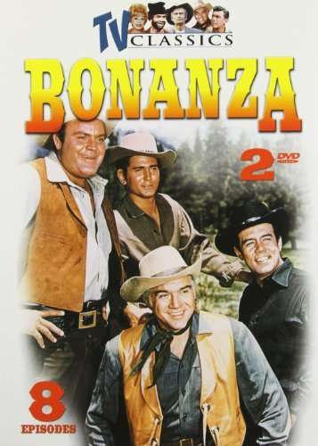 Bonanza Vol. 1 Inclueds Vol. 1 2 Clr Nr 2 DVD