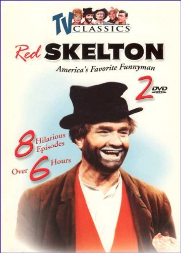 Red Skelton Vol. 1 Includes Vol. 1 2 Clr Nr 2 DVD
