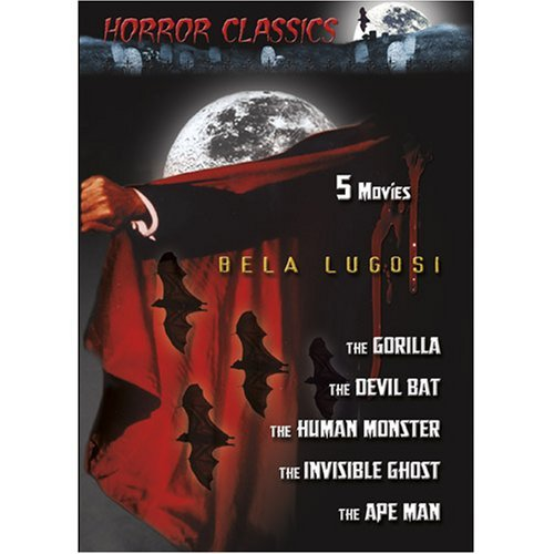 Great Horror Classics Vol. 1 Clr Nr 5 DVD