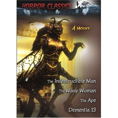 Great Horror Classics Vol. 3 Clr Nr 4 DVD