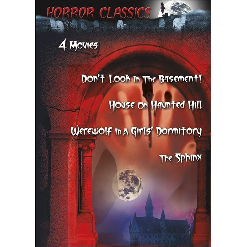 Great Horror Classics Vol. 8 Clr Nr 4 DVD