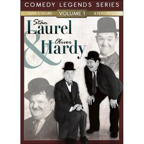 Vol. 1 Laurel & Hardy Nr
