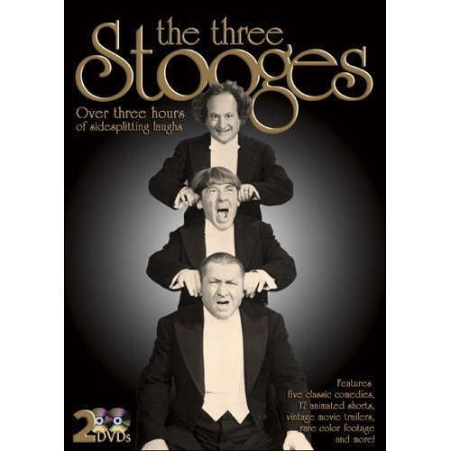 Three Stooges Vol. 1 2 Clr Nr 2 DVD