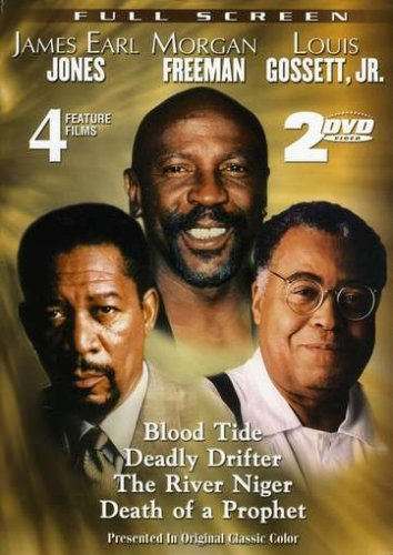 Blood Tide Deadly Drifter River Niger Death Of A P Jones Freeman Gossett Nr Fs 2 DVD