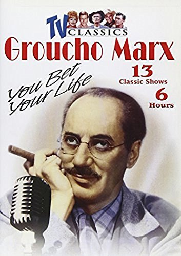 Groucho Marx You Bet Your Life Groucho Marx You Bet Your Life Nr