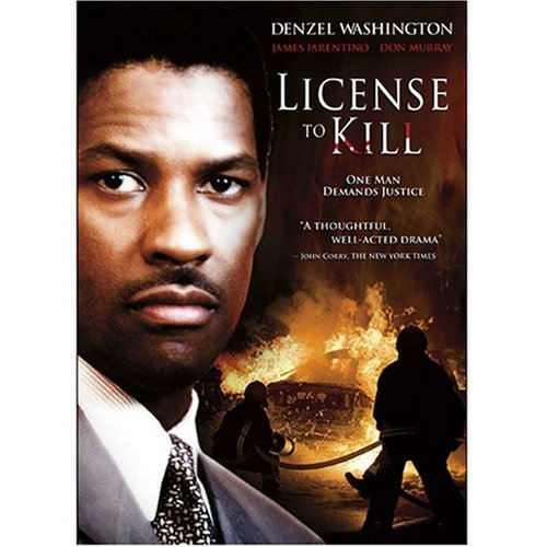 License To Kill Washington Denzel Pg13