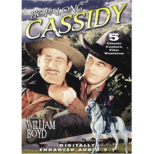 Hopalong Cassidy 01 Boyd William Nr