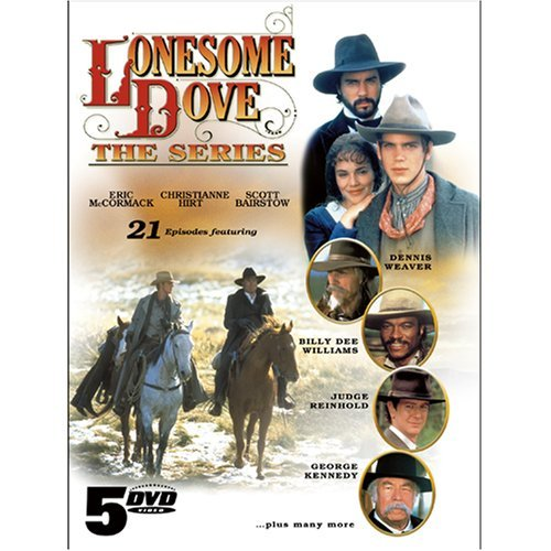Lonesome Dove Series Nr 5 DVD