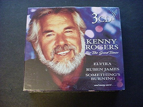 Kenny Rogers Kenny Rogers 3 CD Set