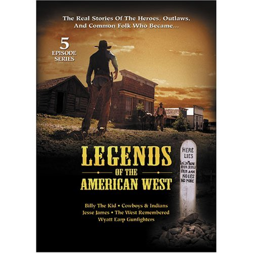 Legends Of The American West Legends Of The American West Clr Nr